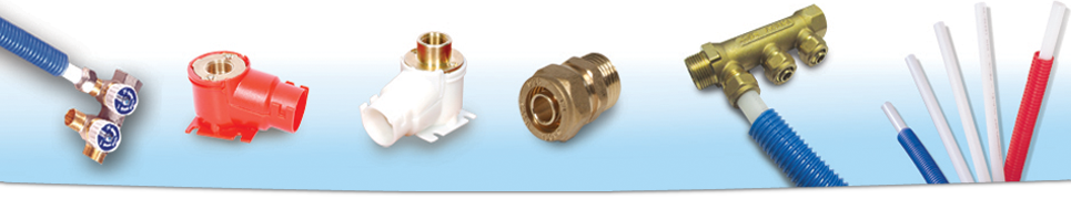PEX Pipes, PEX pipes and fittings, Cosmoplast