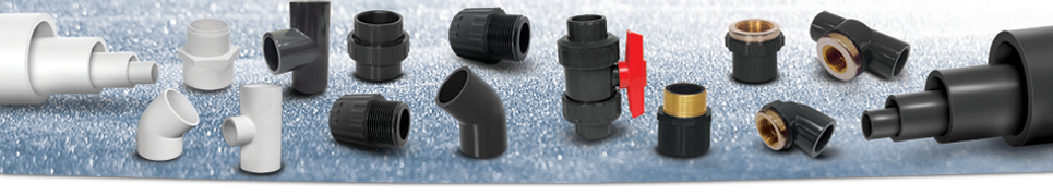 Upvc high pressure pipes and fittings